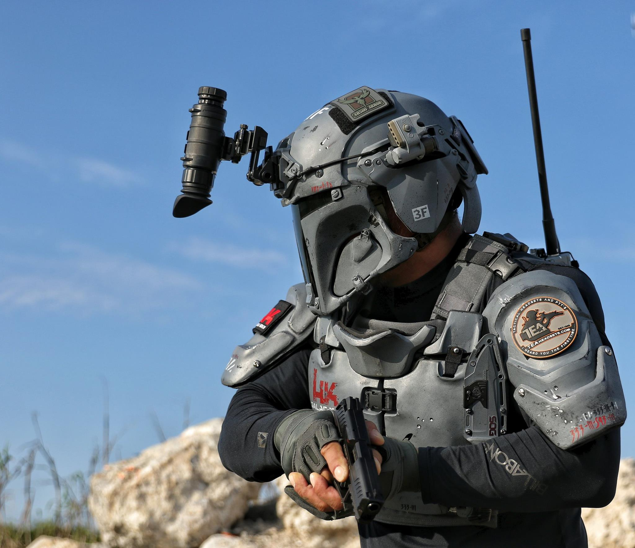 Boba Fett Replica Armor From Galac Tac Is Just Around The