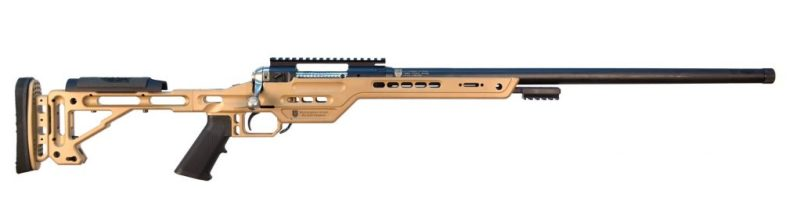 The Masterpiece Arms BA Lite PCR Rifle