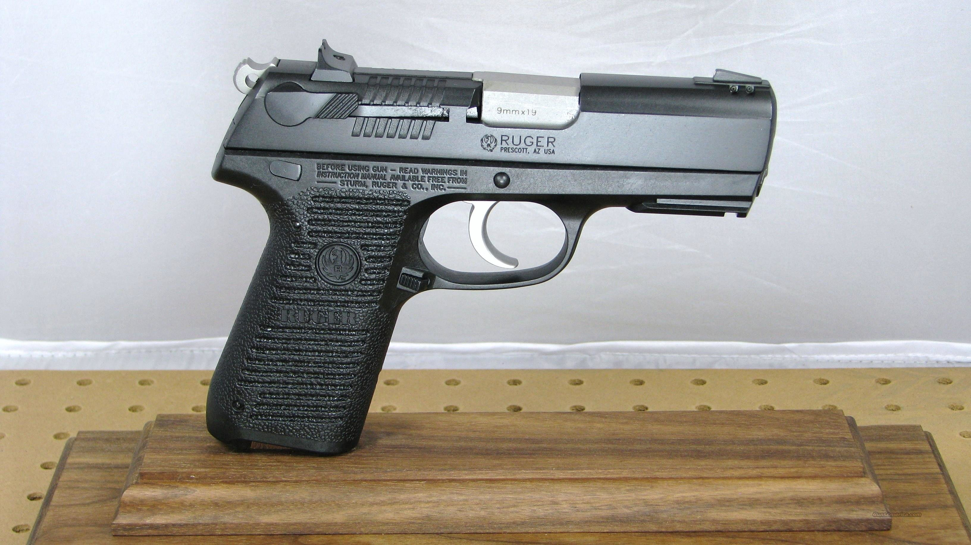 Ruger P95 9mm Rail Easy Pay 67 For Sale