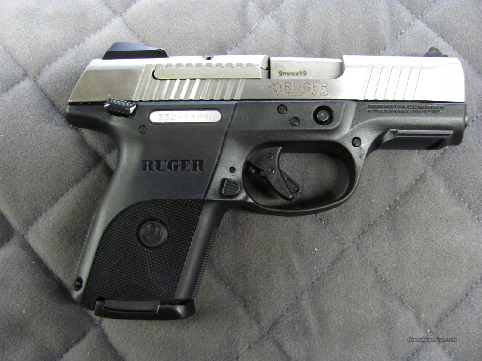 Ruger Sr9c W Three 10 Round Mags New For Sale