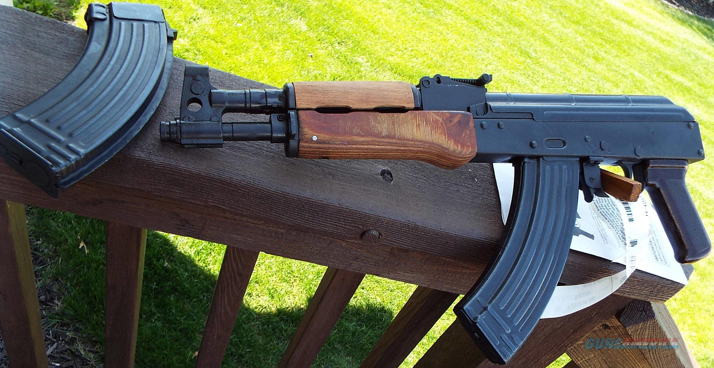 Romanian Ak Steel Magazine