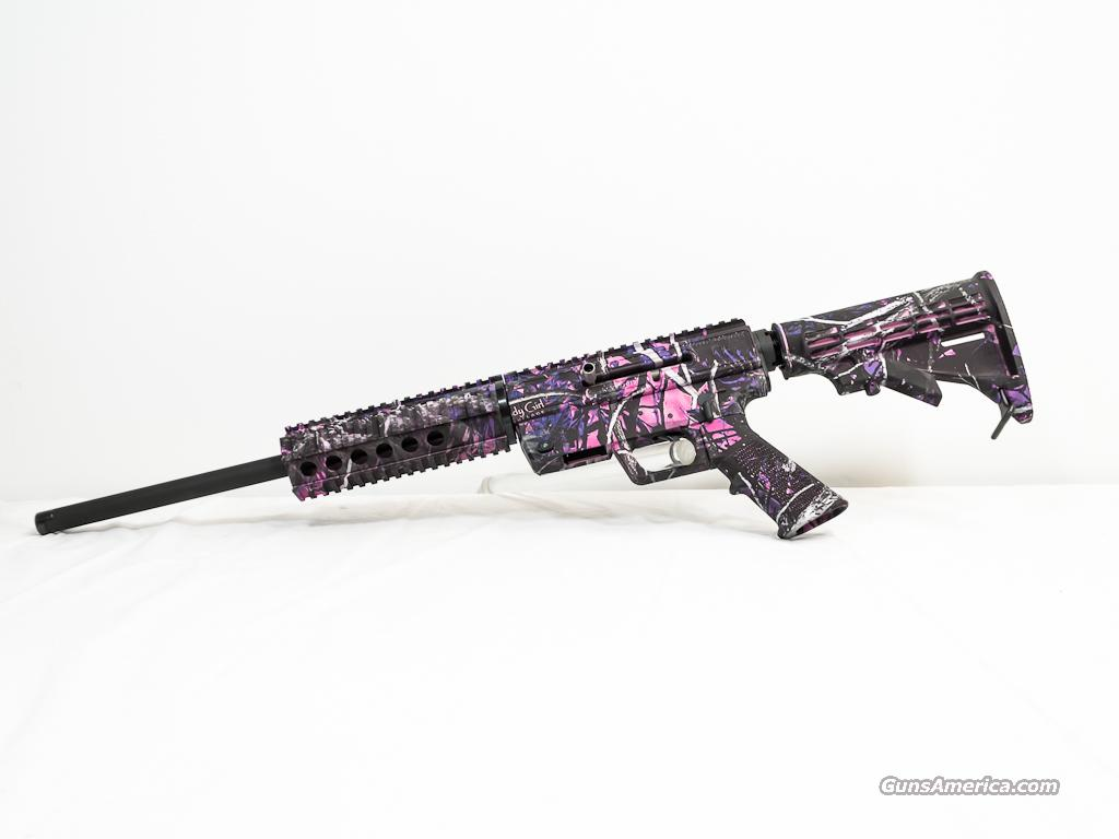 Just Right Carbines 9mm Muddy Girl Camo New Pin For Sale