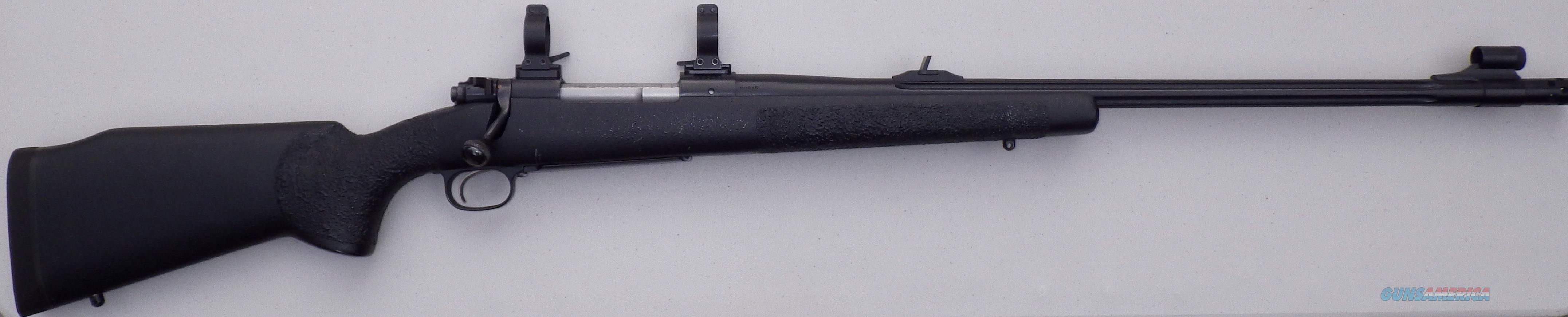 Ramp Banded Sight Front