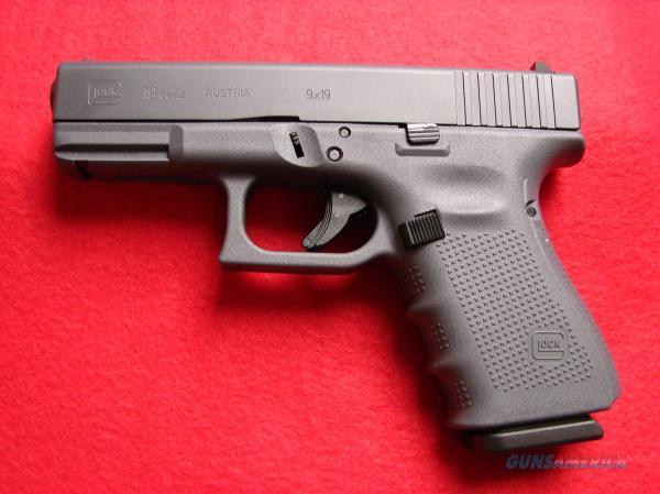 Glock Model 19 - 9mm - Gen 4 - Full Grey Finish... for sale