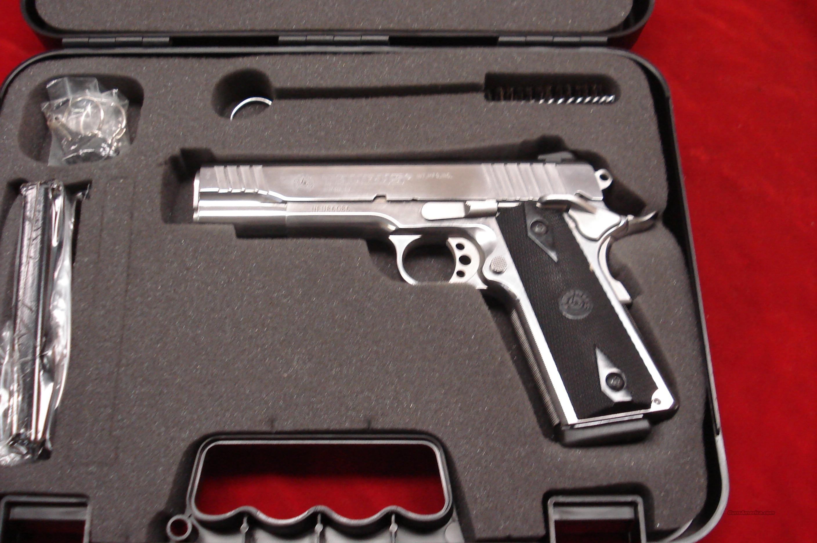 Taurus Polished Stainless 45 Acp New For Sale