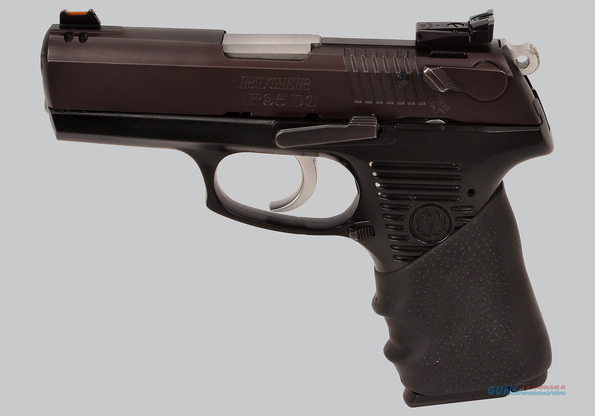 Ruger 9mm P95dc Pistol For Sale