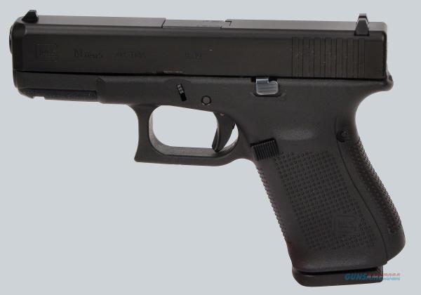 Glock 9mm Model 19 Gen 5 Pistol for sale