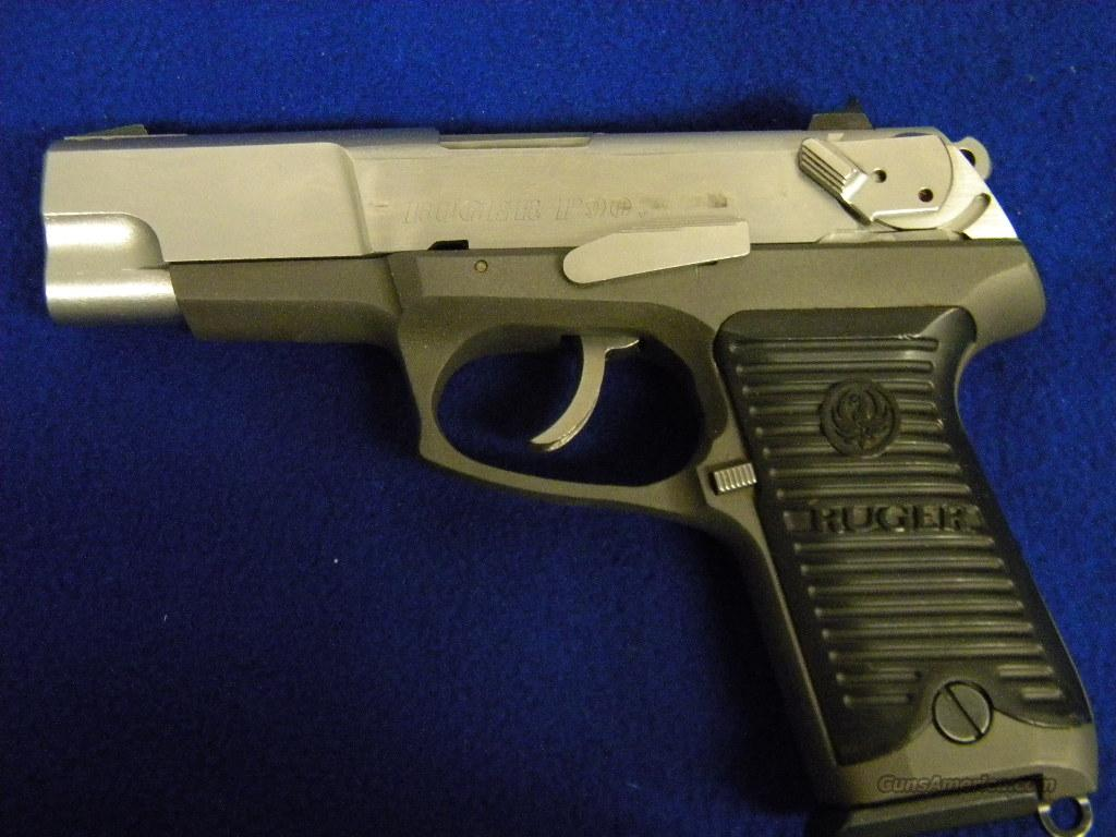 Used Ruger P90 45 Acp For Sale