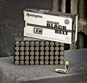 "Black Belt ammunition boxes are marked ""Designed for Law Enforcement,"" but by early 2015 they will be sold to civilians, too."