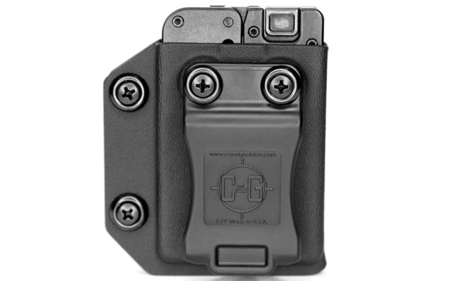 Trailblazer Firearms' New LifeCard Kydex Holster