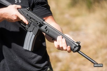Jody Lewis reviews the Kel-Tec SU=16C
