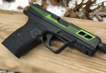 Nomad Defense - Nomad9 Glock Frame