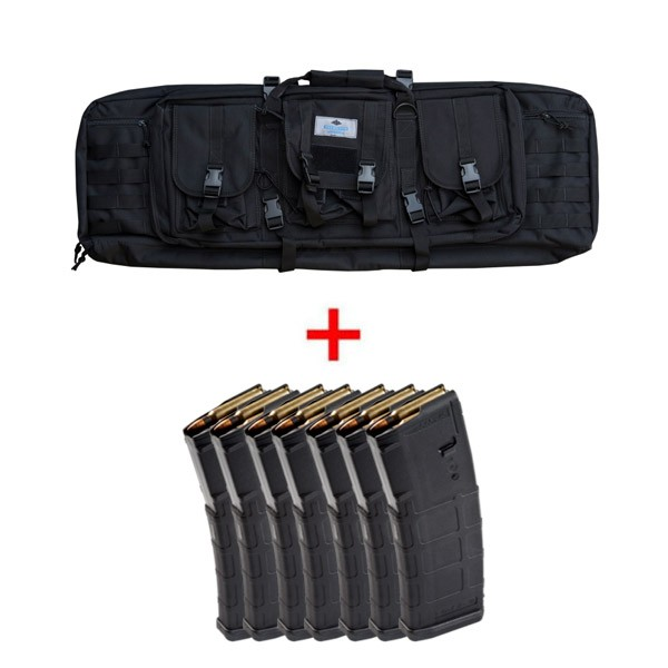 PSA Rifle Case & PMAG Sale