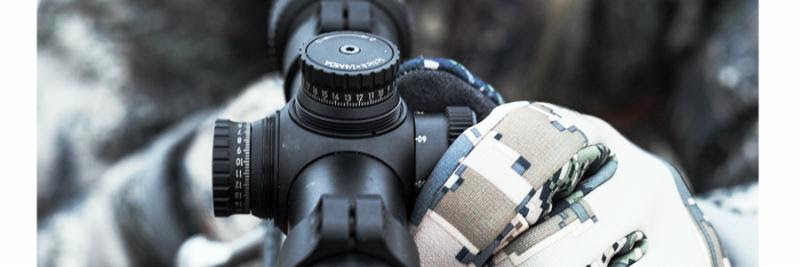 Nikon MONARCH Turrets