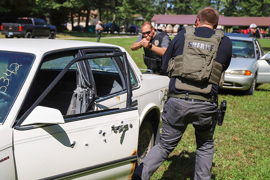 88 Tactical's High Threat Vehicle Engagement course 15