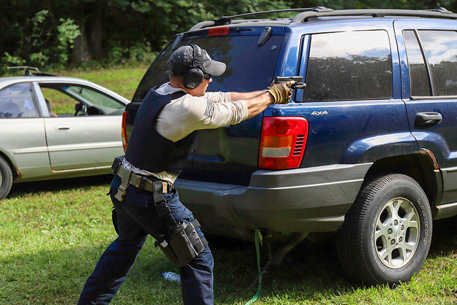 88 Tactical's High Threat Vehicle Engagement course 16