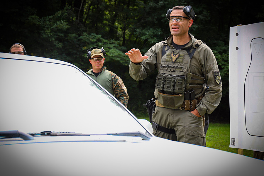 88 Tactical's High Threat Vehicle Engagement course 3
