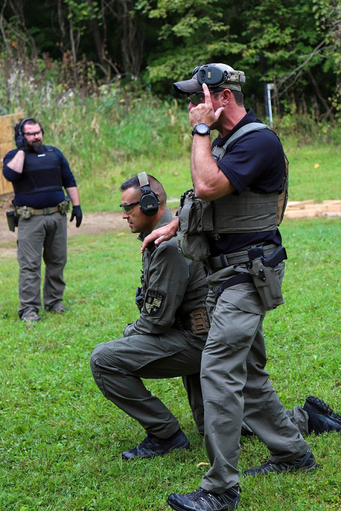 88 Tactical's High Threat Vehicle Engagement course 6