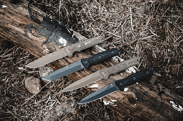 Buck-Knives Ground Combat