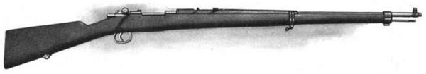 Mauser Model 1893