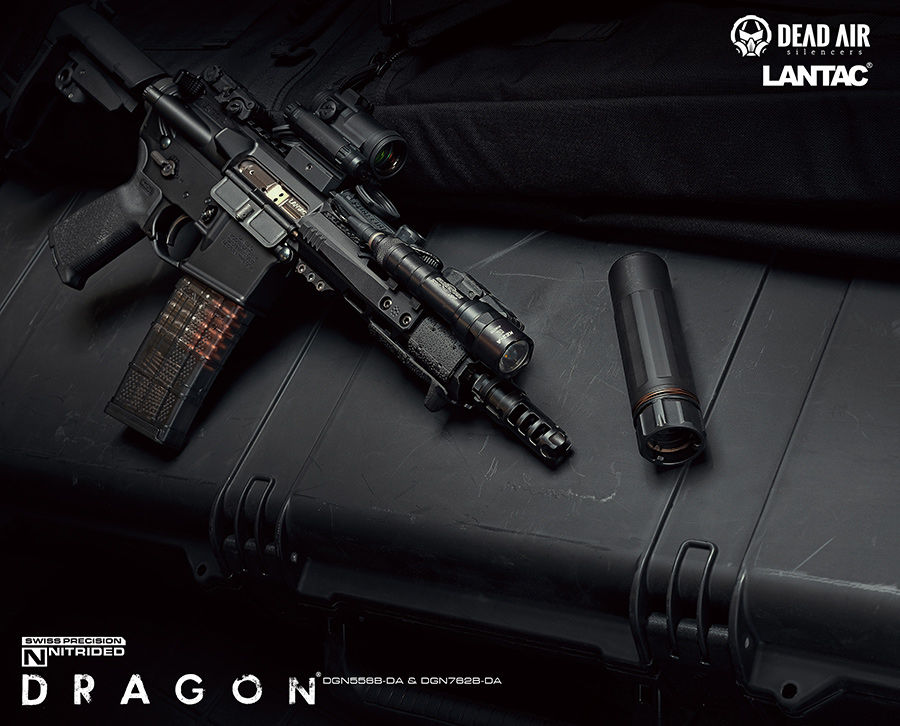 Lantac Dragon Dead-Air KEYMO