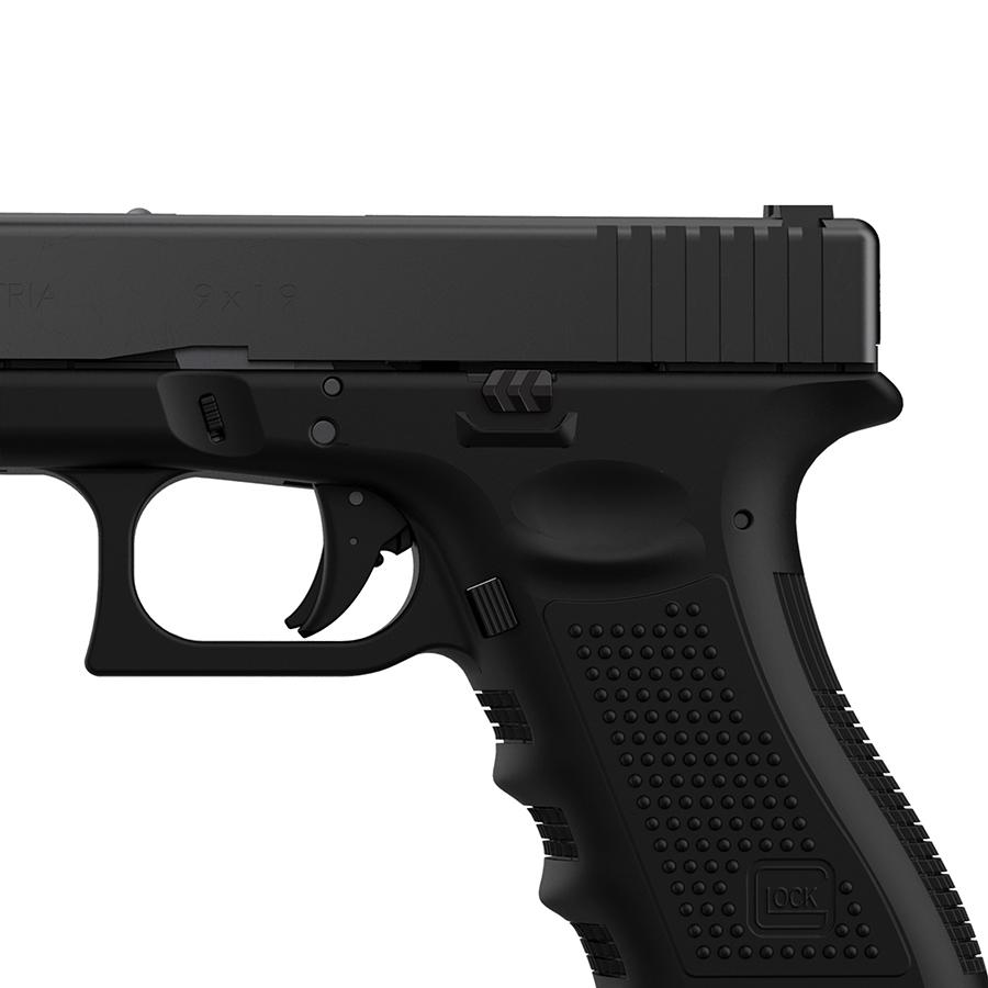 Tyrant-Designs-CNC-Glock-Extended-Slide-Release-Black