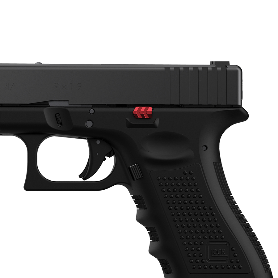 Tyrant-Designs-CNC-Glock-Extended-Slide-Release-Red