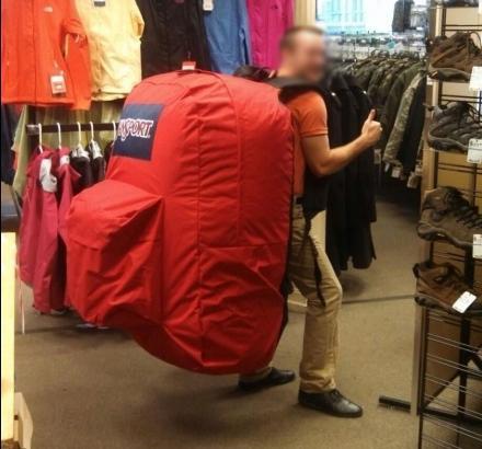 Giant-Backpack