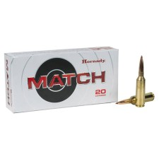 Hornady-Match 6mm ARC