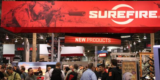 2012 SHOT Show Surefire