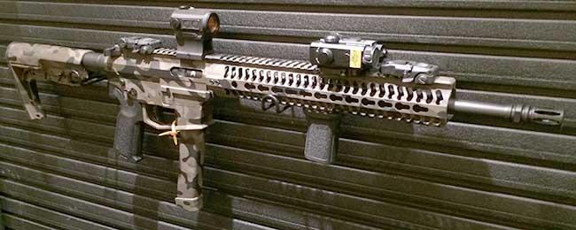 Angstadt Carbine