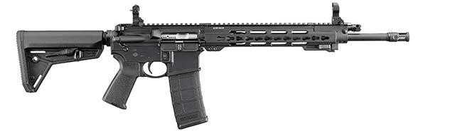 Ruger SR556 Takedown at SHOT Show