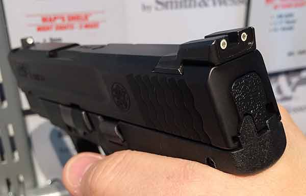 Smith & Wesson Shield Night Sights