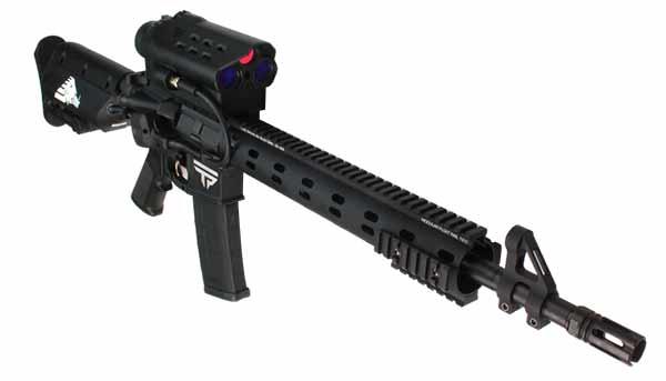 tracking point hog gun