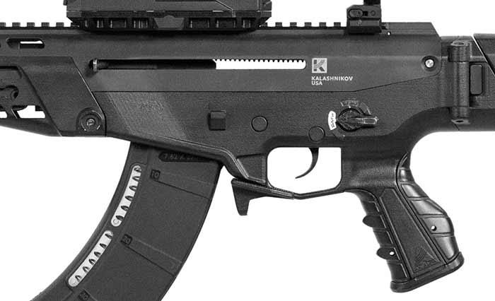 AK Alfa detail