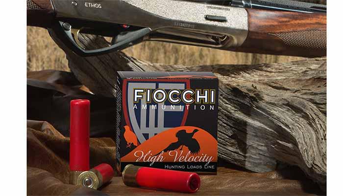 Fiocchi High Velocity shotshells