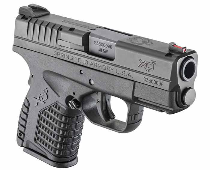 Springfield Armory XD-S in  40 S&W