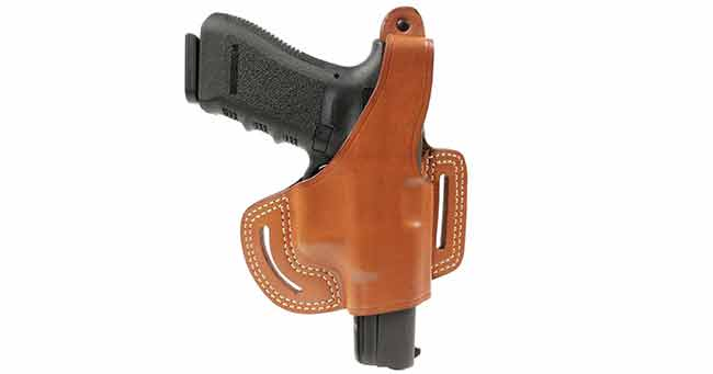Blackhawk Leather Side Holster