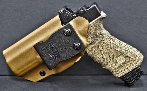 Dara IWB RMR holster
