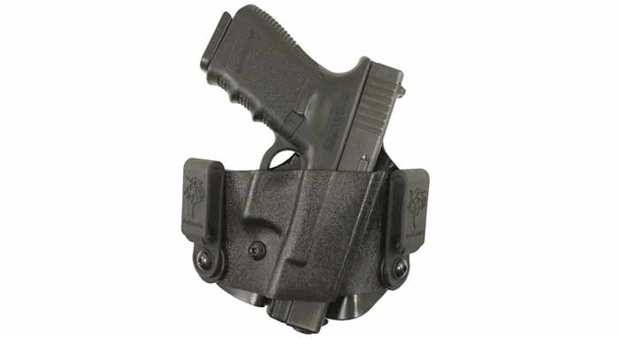 IWB holster for Glock