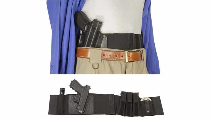Sky Band Belly rig for G19