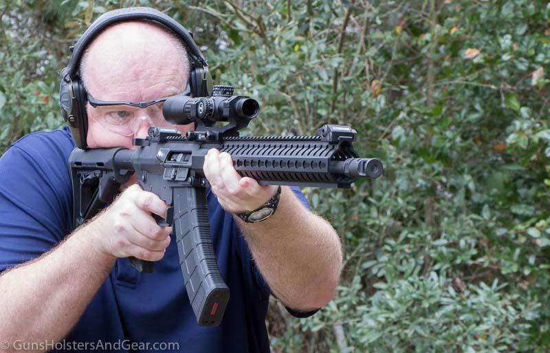 CMMG Mk47 Mutant rifle review