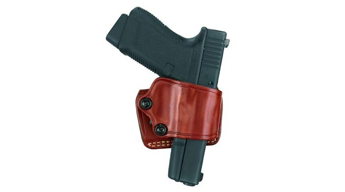 GG 801 Yaqui Slide leather holster