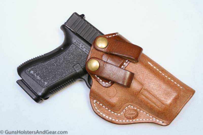 Glock 19 in a Milt Sparks Summer Special 2 holster