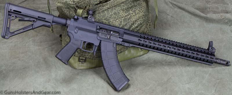 Mk47 AKM2 rifle