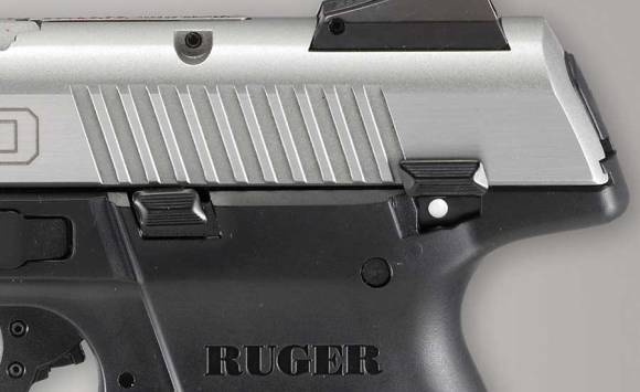 Ruger SR9 safety