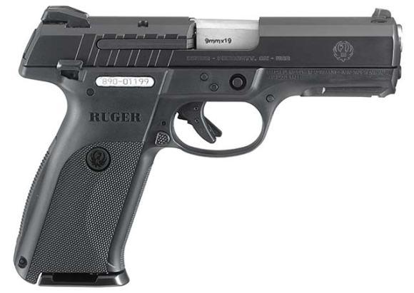 ruger new pistol