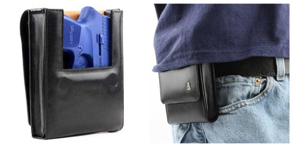 Sneaky Pete SIG P250 Holster