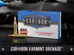 CORBON Now Loading Varmint Grenade Bullets