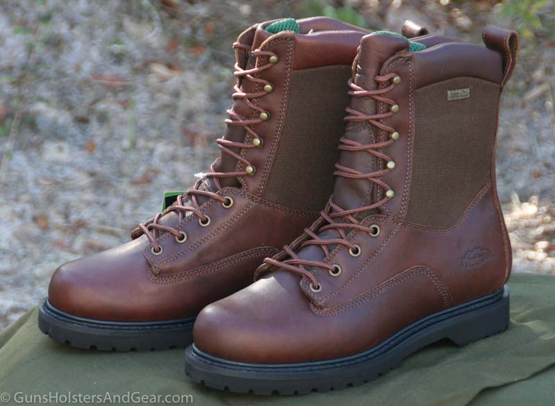review of the Remington RF05 hunting boots